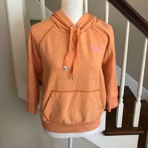 Pink VS hoodie. Size L